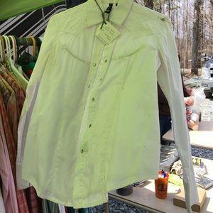 Tops - Bottom down shirt
